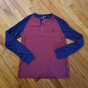 Men's Timberland Long Sleeve Shirt